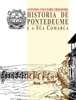 Portada Historia de Pontedeume
