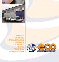 ECO. Electrónica y comunicaciones