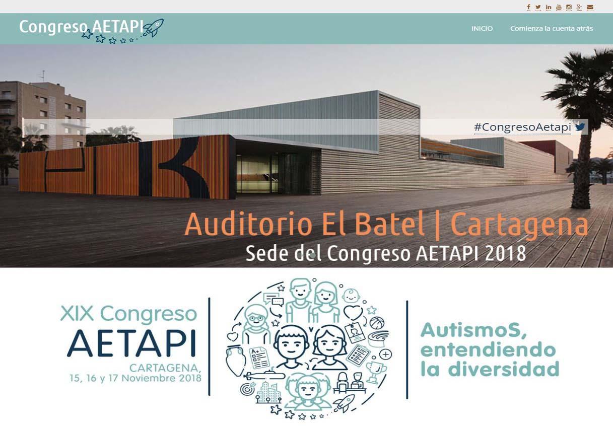 Congreso AETAPI 2018 | Cartagena