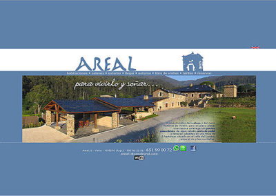 Areal - Turismo rural
