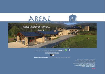 Areal | Turismo rural